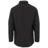 Luke Men's Enforcer Clean Mac Coat - Jet Black: Image 2