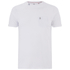 Luke 1977 Men's Chump Patch Pocket Detail Crew Neck T-Shirt - White: Image 1