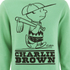 TSPTR Men's Charlie Brown Crew Neck Sweatshirt - Green: Image 3