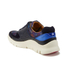 Paul Smith Shoes Women's October Trainers - Black Seda Goya/Vanilla Rode Metallico: Image 5
