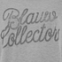 Maison Scotch Women's 3/4 Sleeve Logo T-Shirt with Logo Burnout Artwork - Grey: Image 4