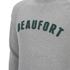 Barbour Men's Affiliate Crew Sweatshirt - Grey Marl: Image 3