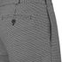 Carven Men's Bermuda Shorts - Black & White: Image 3