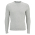 Carven Men's Pull Crew Neck Knit - Grey: Image 1