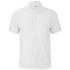 YMC Men's Double Stripe Baseball Shirt - Cream: Image 1