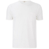 YMC Men's Perforated Pocket T-Shirt - White: Image 1