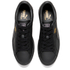Puma Men's Basket Classic LFS Low Top Trainers - Black/Team Gold: Image 2