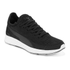 Puma Men's Running Ignite Sock Low Top Trainers - Black/White: Image 4