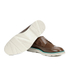 Paul Smith Shoes Men's Grand Suede Brogues - Tan City Soft: Image 6