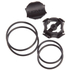 Lezyne GPS Bracket O-Ring Set: Image 1
