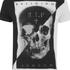Religion Men's Skull Print Crew Neck T-Shirt - White: Image 3