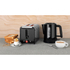 Dualit Studio 1.5L Kettle and 2 Slice Toaster Bundle - Black: Image 2