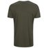 T by Alexander Wang Men's Oversized T-Shirt - Army: Image 2