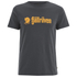 Fjallraven Men's Logo T-Shirt - Dark Navy/Ochre: Image 1