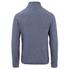 Craghoppers Men's Swainby Half Zip Sweatshirt - Dusk Blue Marl: Image 2