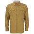 Craghoppers Men's Nosilife Adventure Long Sleeve Shirt - Light Olive: Image 1