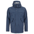 Elka Men's Hellum Rain Jacket - Shelter Blue: Image 1