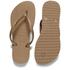 Havaianas Women's Slim Flip Flops - Rose Gold: Image 5