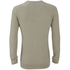J.Lindeberg Men's Crew Neck Knitted Jumper - Golden Beige: Image 2