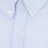 J.Lindeberg Men's Short Sleeve Shirt - Light Blue: Image 3