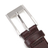 BOSS Hugo Boss Men's C-Ellot Leather Belt - Brown: Image 3