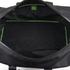 BOSS Green Men's Pixel Holdall - Black: Image 5