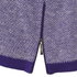 Barbour International Women's Blade Zip Side Jumper - Royal Purple: Image 3