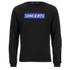 Opening Ceremony Men's Solid Raglan Sweatshirt - Black: Image 1