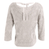 ONLY Women's Noah Short Knitted Pullover - Cloud Dancer: Image 2