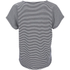 ONLY Women's Love Stripe Loose Top - Cloud Dancer: Image 2