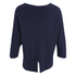 ONLY Women's Tessa Oversize Knitted Pullover - Night Sky: Image 2