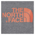 The North Face Women's Easy T-Shirt - TNF Medium Grey Heather: Image 3