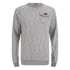The North Face Men's Long Sleeve Pocket T-Shirt - Medium Grey Heather: Image 1