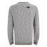 The North Face Men's Long Sleeve Pocket T-Shirt - Medium Grey Heather: Image 2