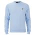 Lyle & Scott Vintage Men's Crew Neck Sweatshirt - Blue Marl: Image 1