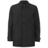 Lyle & Scott Vintage Men's Lightweight Rain Coat - True Black: Image 1