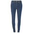 Levi's Women's Mile High Super Skinny Jeans - Blue Mirage: Image 1