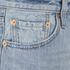 Levi's Women's Custom Roll Hem 501 Shorts - Country Road: Image 3
