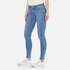 Levi's Women's 710 FlawlessFX Super Skinny Jeans - Spirit Song: Image 2