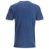 Tokyo Laundry Men's Indigo Tiger Acid Wash T-Shirt - Light Indigo: Image 2