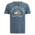 Tokyo Laundry Men's Woodcroft T-Shirt - Vintage Blue Marl: Image 1