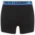 Tokyo Laundry Men's Charmouth 2 Pack Button Boxers - Buttercup/Swedish Blue: Image 4
