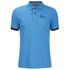 Tokyo Laundry Men's Port Orange Polo Shirt - Swedish Blue: Image 1