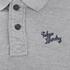 Tokyo Laundry Men's Port Orange Polo Shirt - Light Grey Marl: Image 3