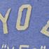 Tokyo Laundry Men's Woodcroft T-Shirt - Cornflower Blue Marl: Image 4