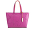 Calvin Klein Women's Sofie Perforated Large Saffiano Tote Bag - Berry: Image 1
