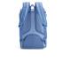 Herschel Women's Little America Mid-Volume Polka Dot Crosshatch Backpack - Light Blue: Image 5