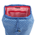 Herschel Women's Reid Polka Dot Crosshatch Backpack - Light Blue: Image 4
