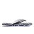 Superdry Men's Aop Flip Flops - Optic Black/Deco Blue: Image 3