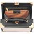 Aspinal of London Women's Mini Trunk Bag - Monochrome: Image 4